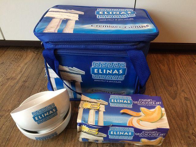 ELINAS Jahresedition Melone 1 - Tester gesucht: ELINAS Jahresedition Melone
