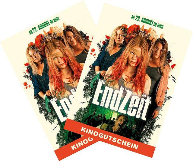 Gewinnspiel: ENDZEIT Kinokarten