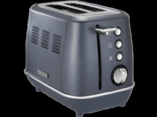 EVOKE Toaster 600x447 - Adventskalender Tür 24: Frühstücksset von Morphy Richards