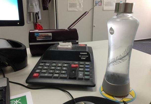 Produkttest: Equa Glas Trinkflasche von Eat-Drink-Go.de