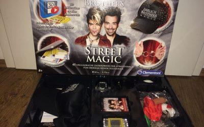 Ehrlich Brothers Street Magic im Test 4 400x250 - Ehrlich Brothers Street Magic von Clementoni im Test