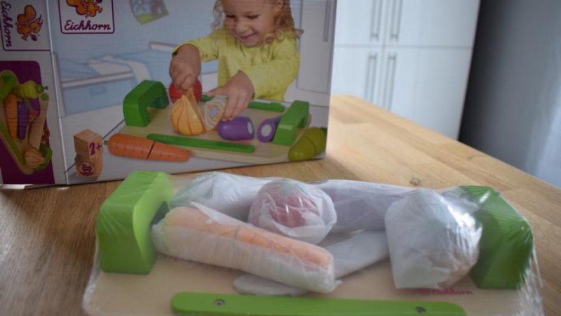 Produkttest: Eichhorn Schneidebrett Gemüse