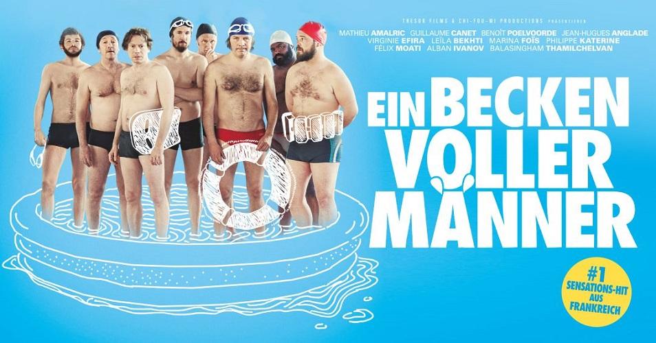 Adventskalender Tür 4: Ein Becken voller Männer