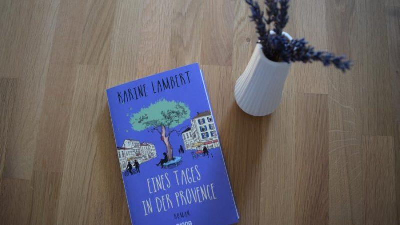 """Rezension: """"Eines Tages in der Provence"""" von Karine Lambert"""