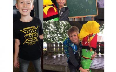 Einschulung Jamie 400x250 - Tipps für den ersten Schultag