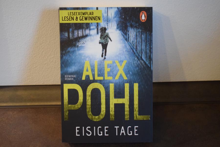 Rezension: Eisige Tage von Alex Pohl