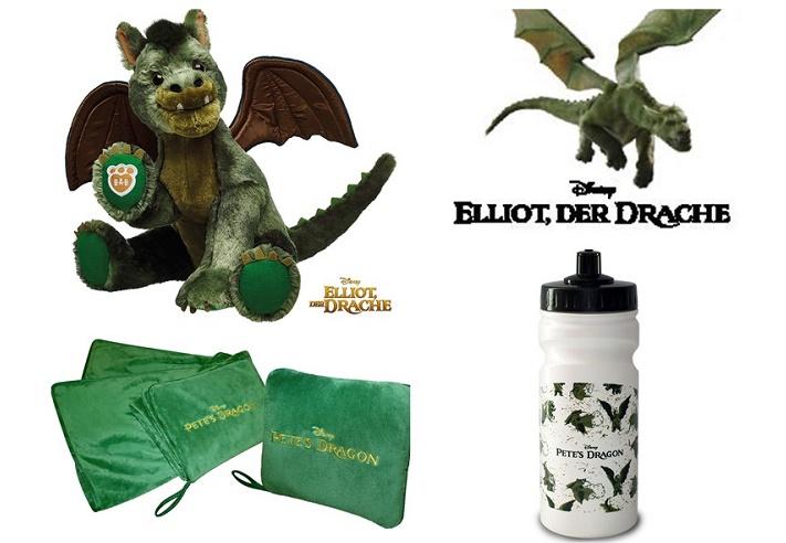 Gewinnspiel zum Kinostart von Disneys ELLIOT, DER DRACHE