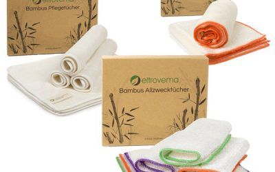 Eltrovema Bambus Tücher im Test