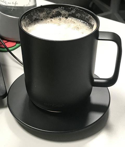 Ember Ceramic Mug im Test 4 - Produkttest: Ember Ceramic Mug
