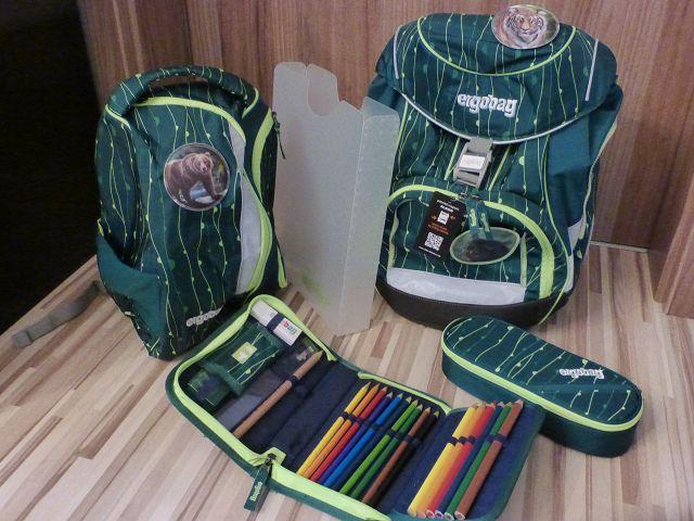 Ergobag Pack Schulrucksack Set RambazamBär 31 - Tipps für den ersten Schultag