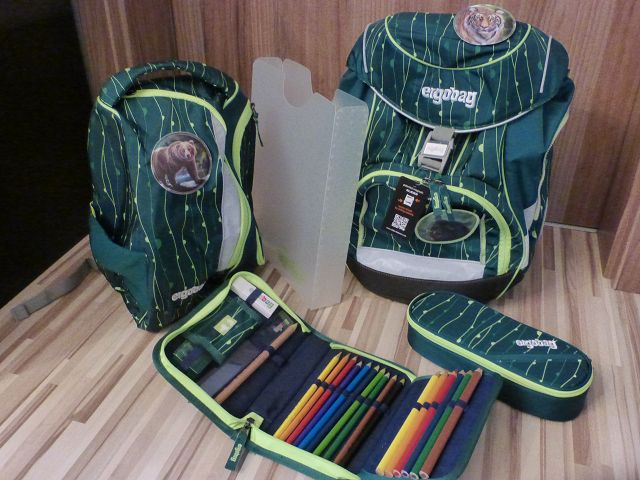 Produkttest: ergobag pack Schulrucksack-Set RambazamBär