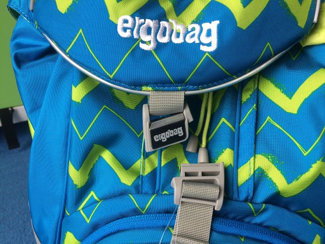 Ergobag Pack Test 2 - Produkttest: Schulrucksack Ergobag Pack