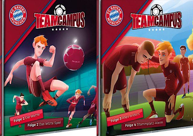 Gewinnspiel: FC Bayern – Team Campus
