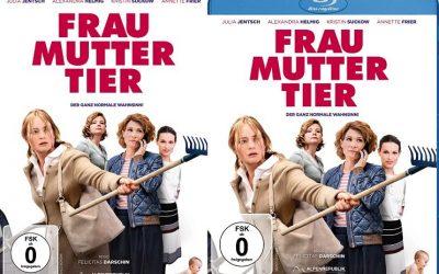 FRAU MUTTER TIER