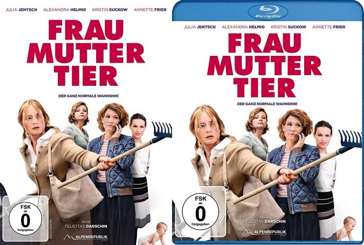 Gewinnspiel: FRAU MUTTER TIER