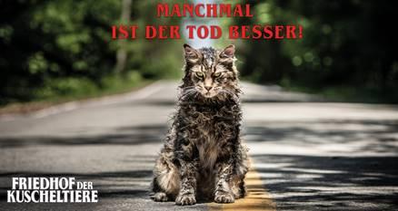 FRIEDHOF DER KUSCHELTIERE – Die tragischsten Haustiere der Filmgeschichte