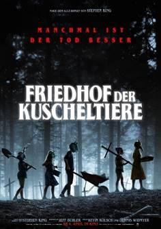 FRIEDHOF DER KUSCHELTIERE - FRIEDHOF DER KUSCHELTIERE - Die tragischsten Haustiere der Filmgeschichte