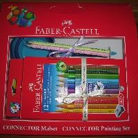 Faber Castell Zeichenutensilien im Test 1 - praktische Dinge für die Schulzeit von Faber Castell im Test
