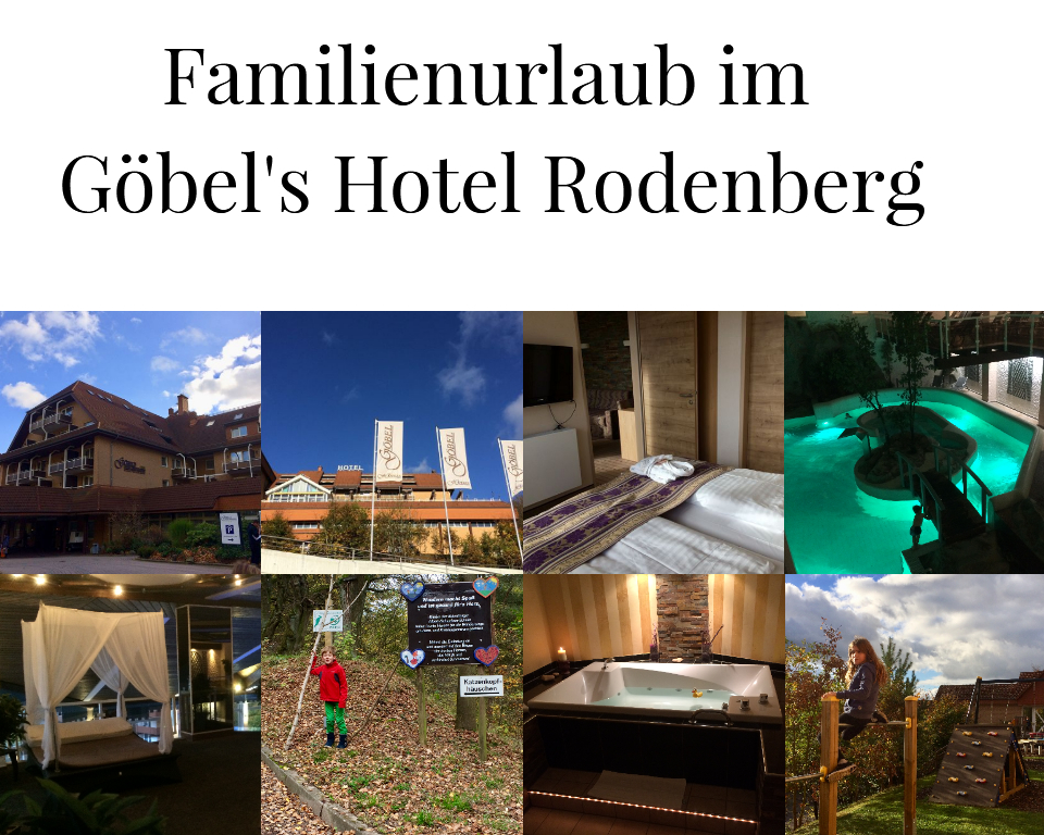 Familien Urlaub in Göbel's Hotel Rodenberg - Familien Urlaub in Göbel's Hotel Rodenberg in Rotenburg an der Fulda
