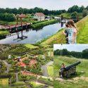 Familienausflug zur Festung Bourtange (2)