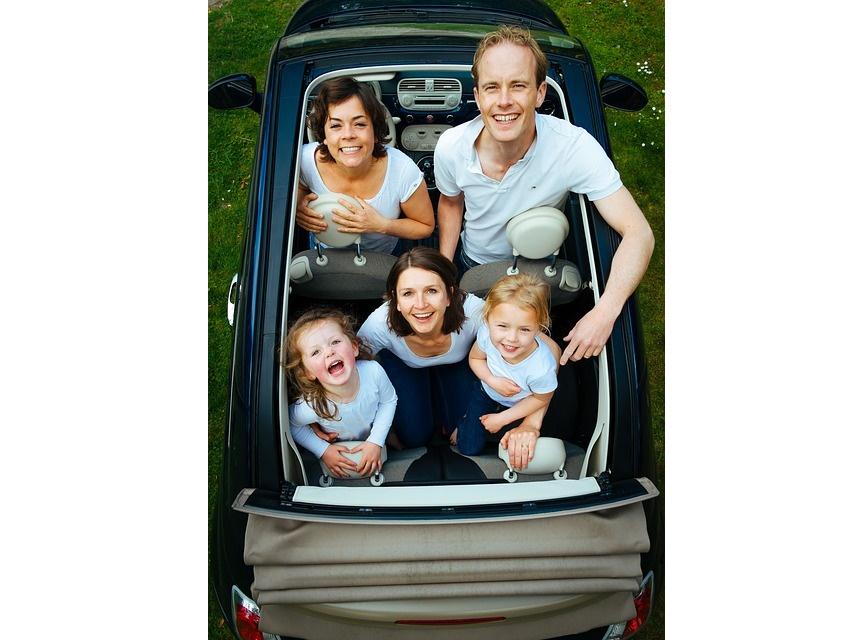 Familienwagen: Wie wäre es mit Mercedes?