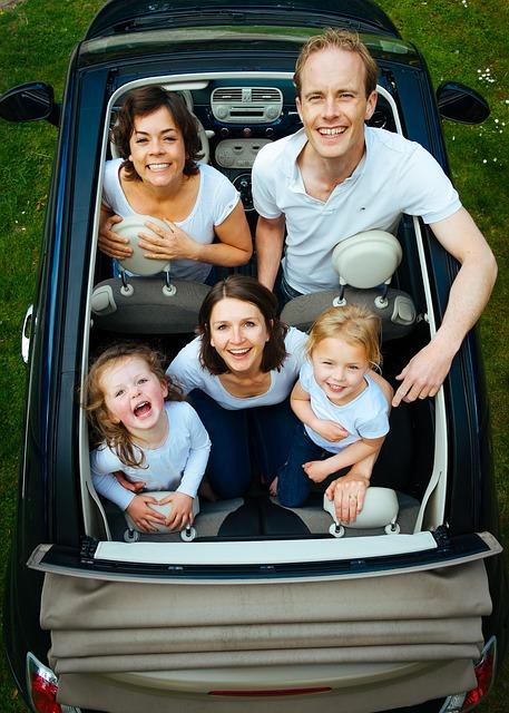 Ein guter Familienwagen – was macht ihn aus, worauf ist zu achten?