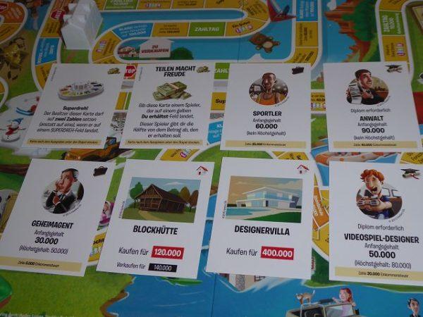 Familienspiel Spiel des Lebens von Hasbro Gaming 13 600x450 - Rezension: Familienspiel Spiel des Lebens von Hasbro Gaming