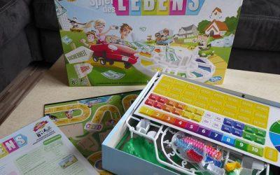 Familienspiel Spiel des Lebens von Hasbro Gaming 3 400x250 - Rezension: Familienspiel Spiel des Lebens von Hasbro Gaming