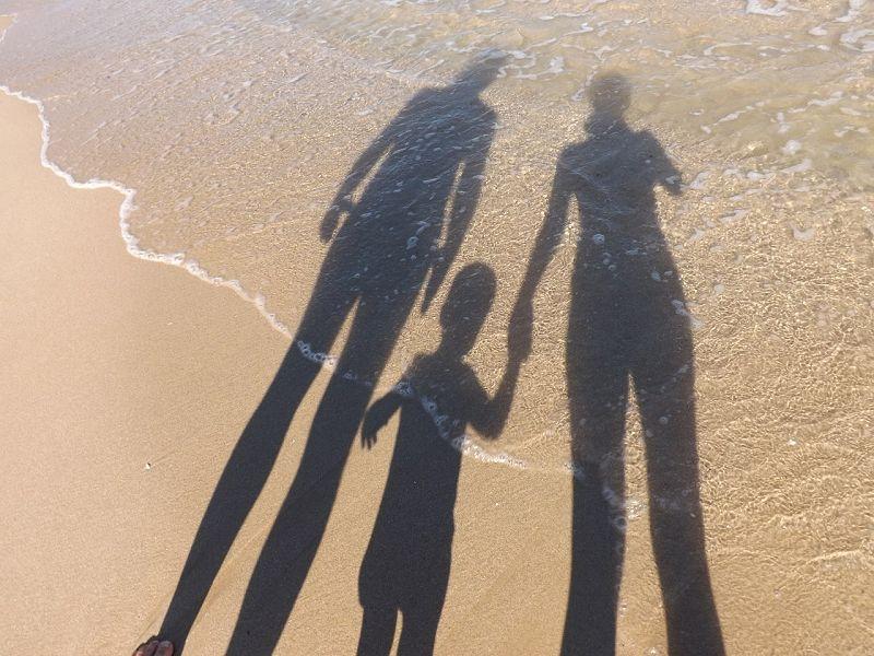 Ein unbeschwerter Familienurlaub vor Corona