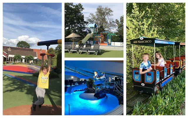 Familienurlaub im Ferienpark Marveld Recreatie