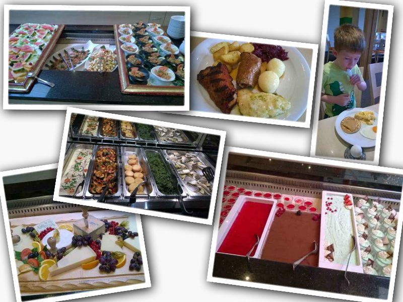 Familotel Sonnenpark Gastronomie