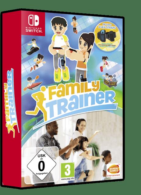 Gewinnspiel: Family Trainer für die Nintendo Switch
