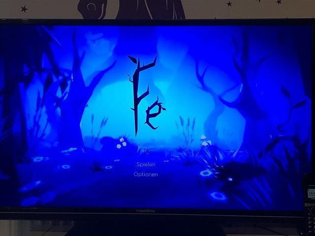 Rezension: Fe für PS4