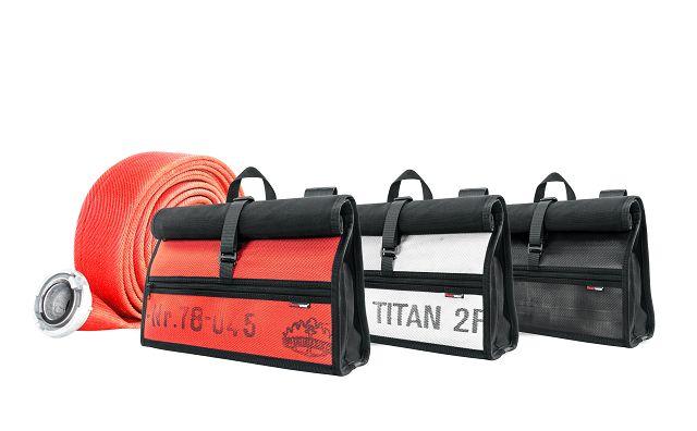 Produkttest: Rolltop – Tasche Ed von Feuerwear