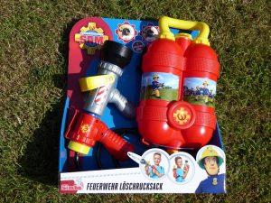 Feuerwehrmann Sam Outdoorprodukte von Simba Toys 3 300x225 - Produkttest: Feuerwehrmann Sam Outdoorprodukte von Simba Toys