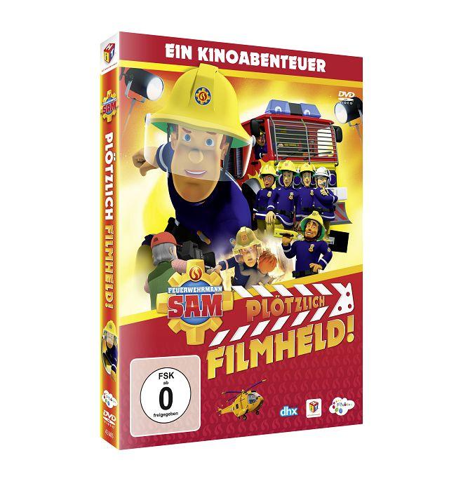 Gewinnspiel: DVD Feuerwehrmann Sam – Plötzlich Filmheld!