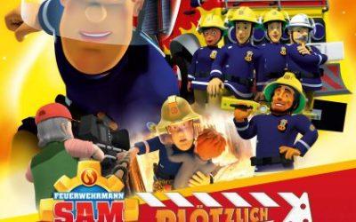 Feuerwehrmann Sam Plötzlich Filmheld 400x250 - Feuerwehrmann Sam-Plötzlich Filmheld-Gewinnspiel