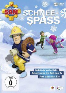 Feuerwehrmann Sam Schneespass 2 215x300 - Gewinnspiel: DVD Feuerwehrmann Sam - Schneespass