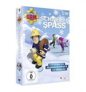 Feuerwehrmann Sam Schneespass 3 280x300 - Gewinnspiel: DVD Feuerwehrmann Sam - Schneespass