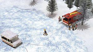 Feuerwehrmann Sam Schneespass 4 300x169 - Gewinnspiel: DVD Feuerwehrmann Sam - Schneespass