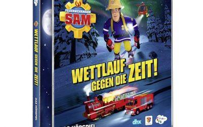 Feuerwehrmann Sam - Wettlauf gegen die Zeit Hörspiel