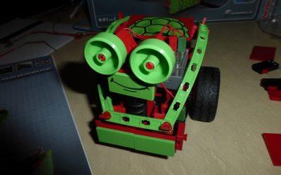 Fischertechnik 533876 Mini Bots Robotics 5 400x250 - Produkttest: Fischertechnik 533876 Mini Bots Robotics Baukasten