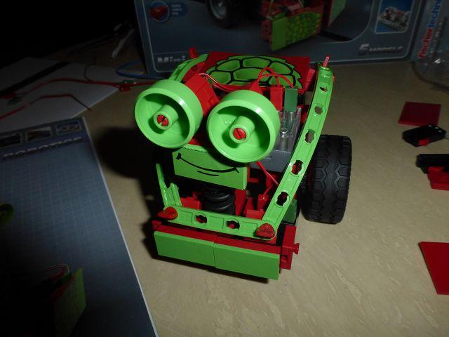 Produkttest: Fischertechnik 533876 Mini Bots Robotics Baukasten