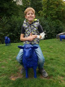 Fixateur externe beim Kind was anziehen 1 225x300 - Unser Iron Man - Fixateur externe beim Kind