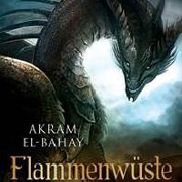 """Rezension: """"Flammenwüste – Die goldene Stadt"""" von Akram El-Bahay"""
