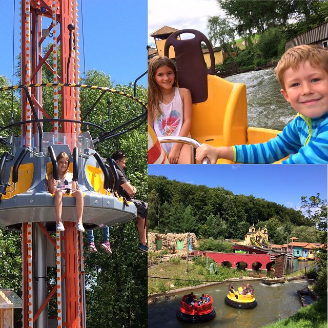 Fort Fun Abenteuerland Test 3 - Ausflugstipp: das Fort Fun Abenteuerland in Bestwig