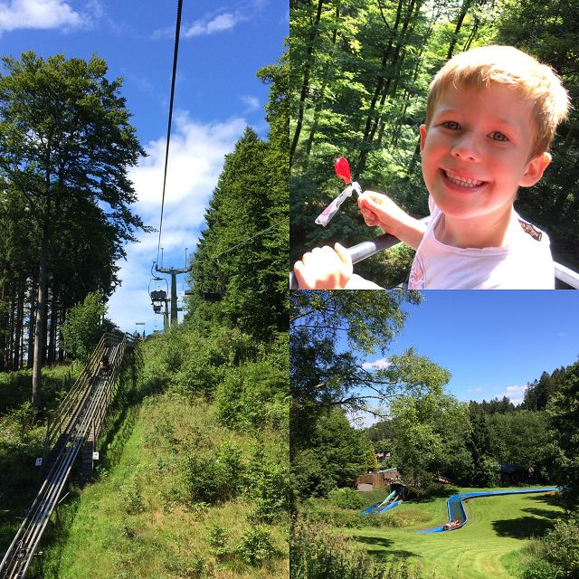 Fort Fun Abenteuerland Test 4 - Ausflugstipp: das Fort Fun Abenteuerland in Bestwig
