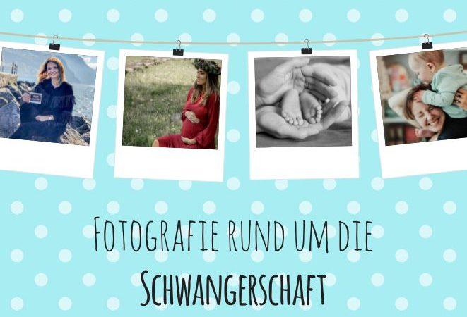 Unvergessliche Erinnerungen mit besonderen Bildern von Schwangerschaft & Baby