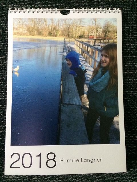 Fotokalender von SendMoments im Test 2 - Fotokalender von sendmoments im Test