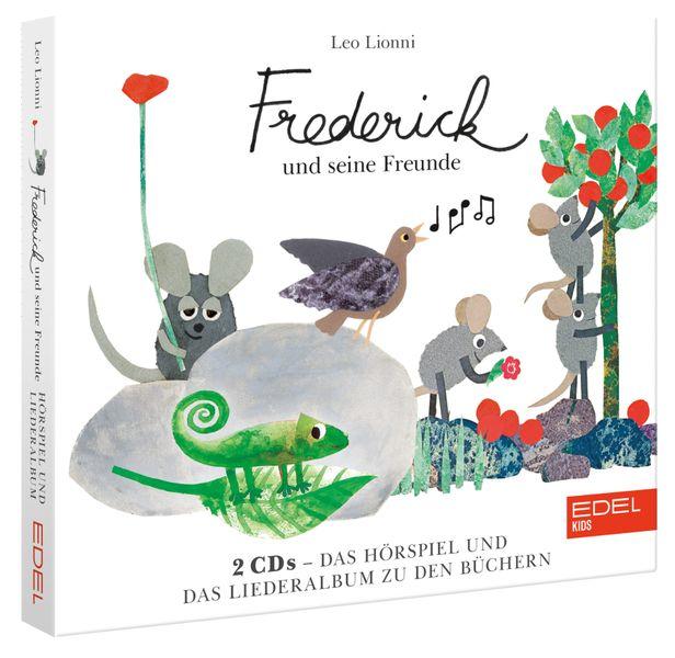 Gewinnspiel: Frederick und seine Freunde